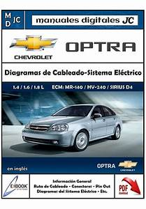 Wiring Diagram Taller Chevrolet Optra