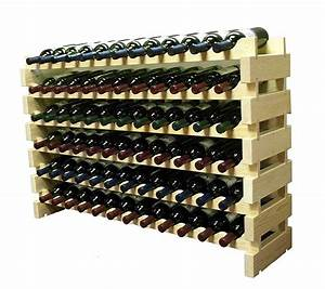 Wooden, Wine, Racks