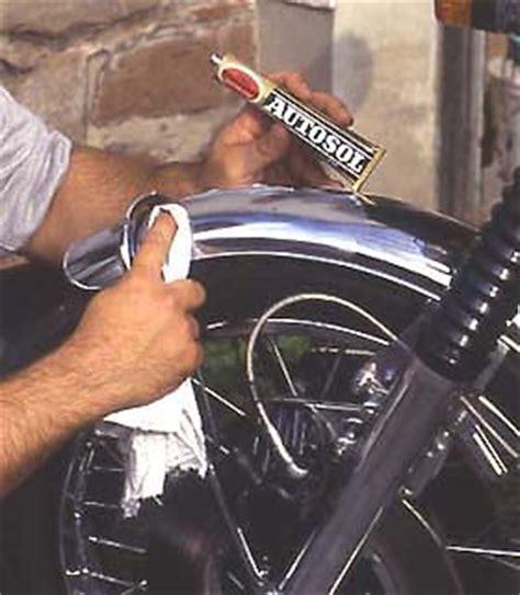 motorrad chrom polieren motorrad technik quot polieren quot ein bericht winni scheibe
