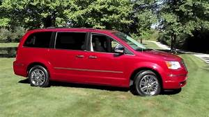2008 Chrysler Town  U0026 Country Limited