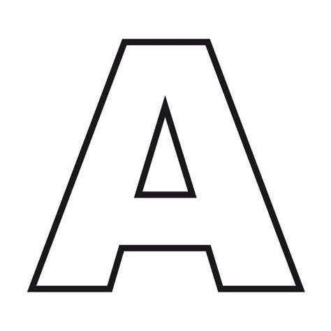 abc capital letters  print  color  pre