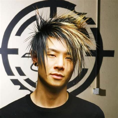19 Emo Hairstyles For Guys