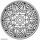Kaleidoscope Coloring Pages Easy Printable Adults Adult Symmetrical Symmetry Cool2bkids Geometric Patterns Christmas Sheets Animal Mandala Books Getcolorings Blank Draw sketch template