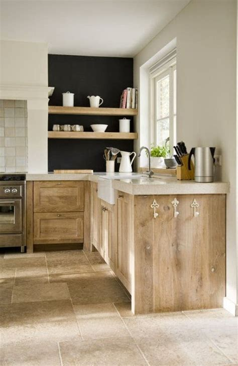 popular  wood kitchen cabinets centsational girl