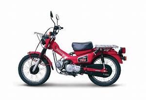 Honda Ct90    Ct110 Service Manual Repair 1977