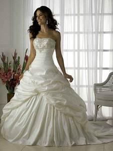 robe mariage princesse robe de marie pas cher robe de With robe blanche pas chere