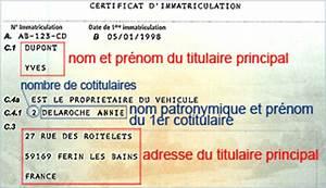 Carte Grise Belge En Carte Grise Francaise : carte grise liste des documents fournir ~ Gottalentnigeria.com Avis de Voitures