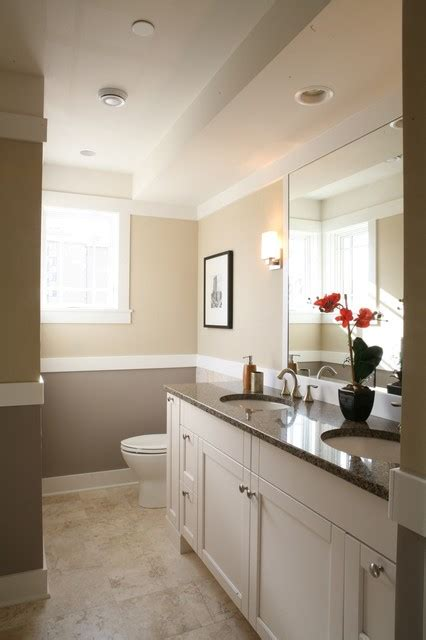 Bathroom Neutral Colors by My Place Bathroom W Neutral Wall Color