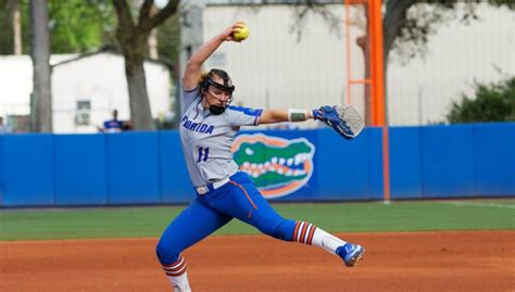 barnhills hitter pushes florida gators softball