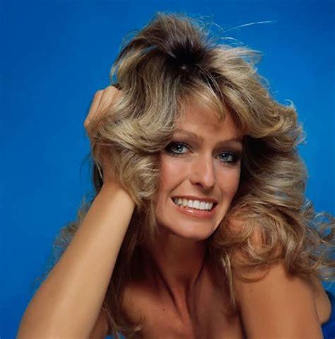How to do farrah fawcett hair: Farrah Fawcett   Farrah fawcett, Farrah fawcet, Historical ...