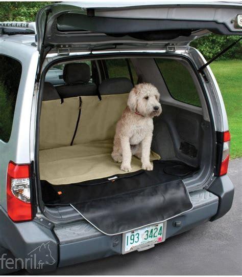 protection coffre voiture chien housse de protection coffre de voiture pour chien kurgo