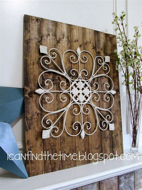 Easily transform any space with our affordable, diy backsplash products. 20 Photos Diy Metal Wall Art | Wall Art Ideas