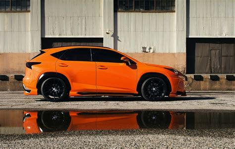 elite motorworks shows lexus nx  tuning potential performancedrive