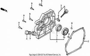 Honda Hs55 Wa Snow Blower  Jpn  Vin  Hs55