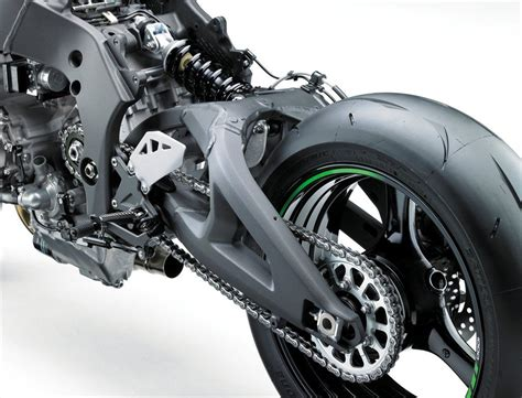 Motorcycle Rear Suspension Design