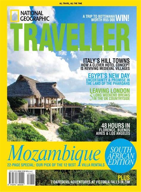 Download National Geographic Traveler South Africa 2012