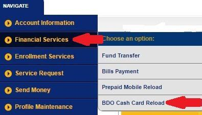 Check spelling or type a new query. Can I Send Money to a BDO Cash Card? - BanksPhilippines
