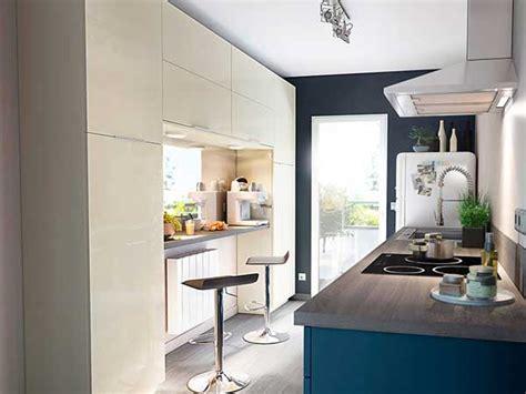 couleur cuisine salon air ouverte la cuisine ouverte inspire les collections ikea et castorama