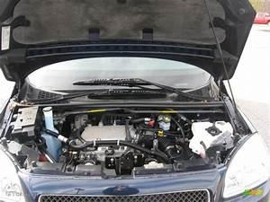 2005 Chevrolet Uplander Standard Uplander Model 3 5 Liter