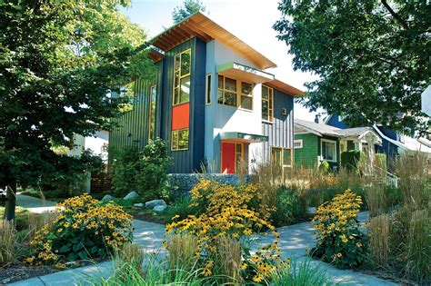 Simple Canadian Home Designs Ideas Photo by Rainwater Harvesting Sustainable Architecture And