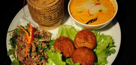 cuisine laotienne assiette connaisseur 16 50 mille elephants