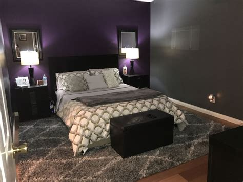 Bedroom Decorating Ideas For Purple Grey by Best 20 Purple Gray Bedroom Ideas On Purple