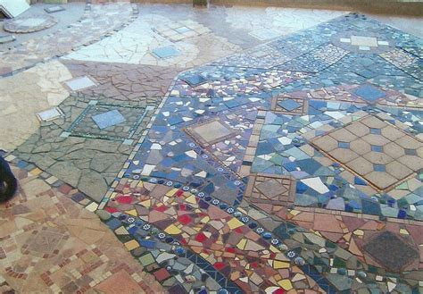 The Basics About Mosaic Tiles for Patios   Ideas 4 Homes