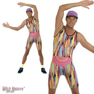 80s Workout Clothes Men Car Interior Design