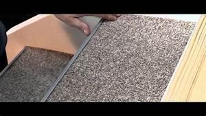 Teppich Auf Treppe Verlegen : treppenrenovierung treppensanierung selber machen mit teppich treppe mit teppich belegen youtube ~ Orissabook.com Haus und Dekorationen