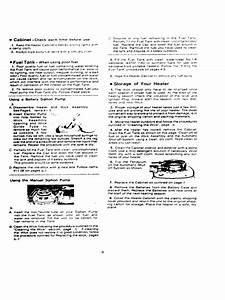 Corona 23dk User Manual Kerosene Heater Manuals And Guides