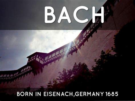 Johann Sebastian Bach By Riley A