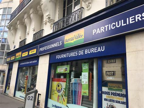 Bureau Vallée  Vente De Matériel Et Consommables
