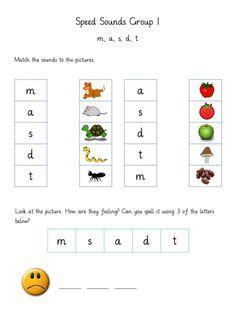 rhymes  letter formation  rwi guided reading