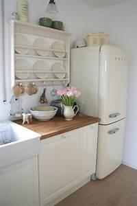 Küchen Ideen Landhaus : k chenromantik wohnen und garten foto wohnen romantische k che ikea k che landhaus und ~ Heinz-duthel.com Haus und Dekorationen
