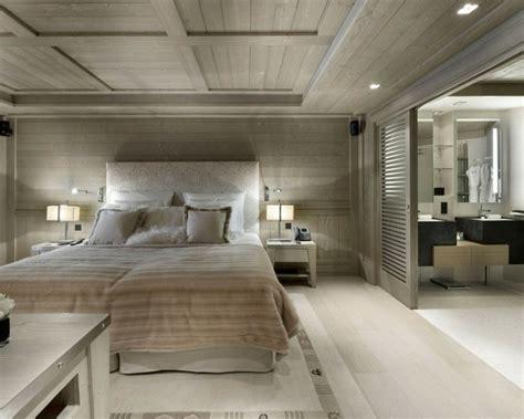 photo chambre parentale avec salle de bain et dressing chambre avec salle de bain fusion d 39 espaces harmonieuse