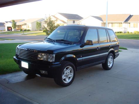Land Rover Range Rover Modification by Whiteoutlac 1997 Land Rover Range Rover4 6 Hse Sport