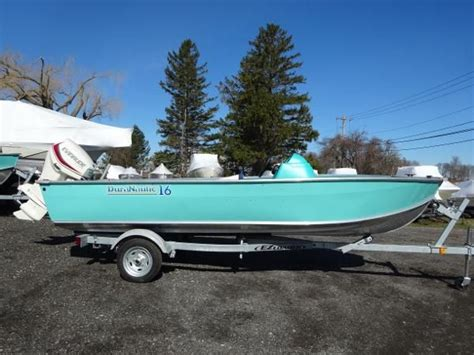 Used Aluminum Fishing Boats New York by Duranautic New And Used Boats For Sale