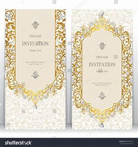 Wedding invitation card abstract background islam stock for Wedding invitation arabic text
