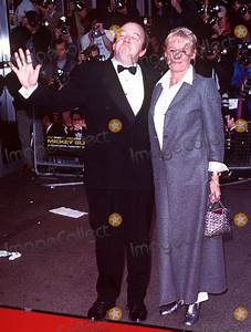 Photos and Pictures - London. Mel Smith and his Wife at ...