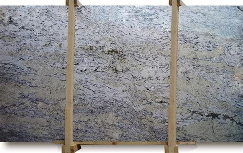 aspen white granite slab 2