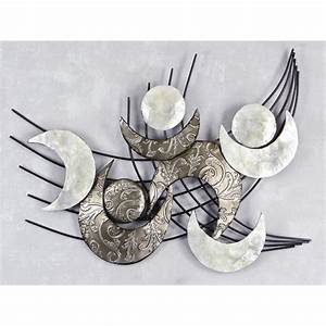 Wandbilder Aus Holz : 17 beste idee n over wanddeko metall op pinterest wanddeko aus metall rocky musical en ~ Frokenaadalensverden.com Haus und Dekorationen