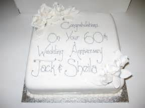 60th wedding anniversary gift 60th wedding anniversary cake sargent 39 s cakes