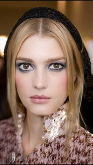CHANEL 2012-13 FALL WINTER HAUTE COUTURE BEAUTY - Makeup ...