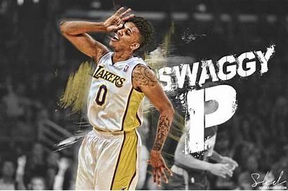 Swaggy Nick Young Wallpapers Lakers Wallpapersafari Deviantart