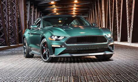 Ford Mustang Bullit 2018 Revealed