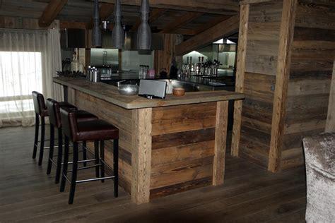 cuisine en vieux bois ilot de cuisine en vieux bois mzaol com