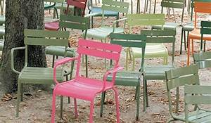 fermob jardin de luxembourg paris interior design With tables de jardin fermob