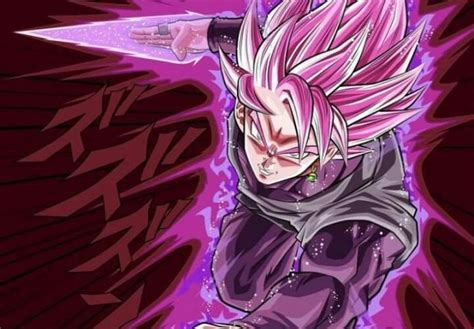 Super Saiyan Hd Wallpaper Goku Black Super Saiyan Hd Rose Wallpaper For Your Phones Download Free Files Garage