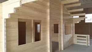 Prix Kit Maison Bois : chalet en kit vente de chalet en kit maison bois en kit ~ Premium-room.com Idées de Décoration
