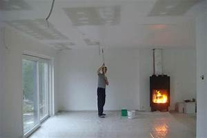 truc et astuce pour peindre un plafond devis peinture With truc pour peinturer un plafond